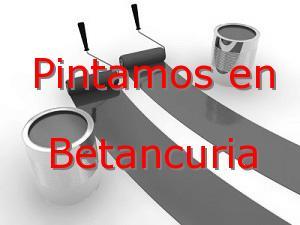 Pintor Las Palmas Betancuria