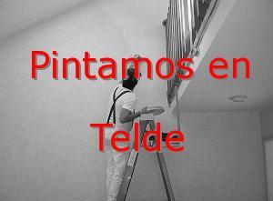pintor LAs Palmas Telde