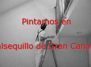 Pintor Las Palmas Valsequillo de Gran Canaria